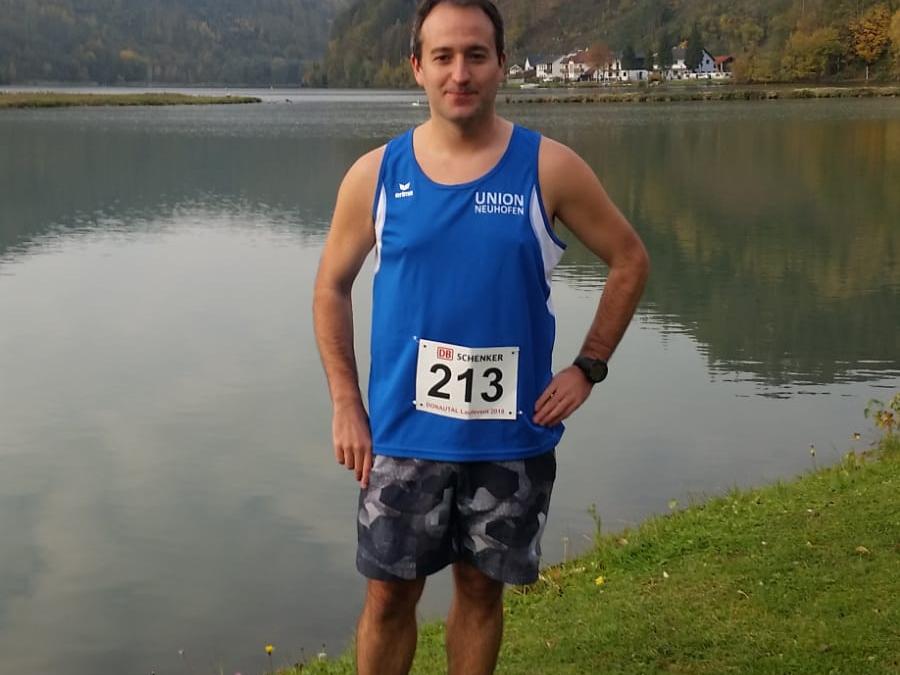 Halbmarathon Untermühl