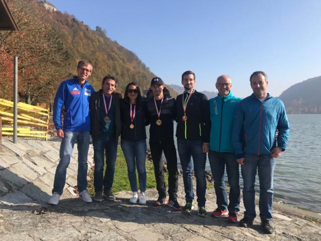 Landesmeisterschaften Halbmarathon Untermühl