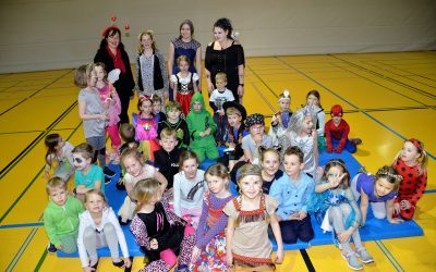 Kindertraining am Fasching Montag 24.02.20