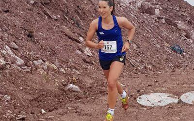 Berglauf Staatsmeisterschaften 2021 – Bronze für Anna Glack